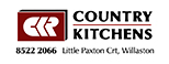 Country Kitchens Silver Sponsor